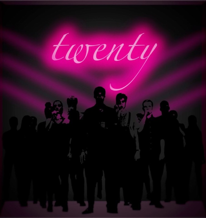 Our new EP, twenty, out now!